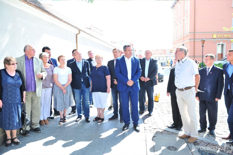 Rozliczenie roboty za maj Radzie Miasta i Burmistrzowi