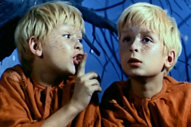 O dwóch takich, co ukradli Księżyc (1962)