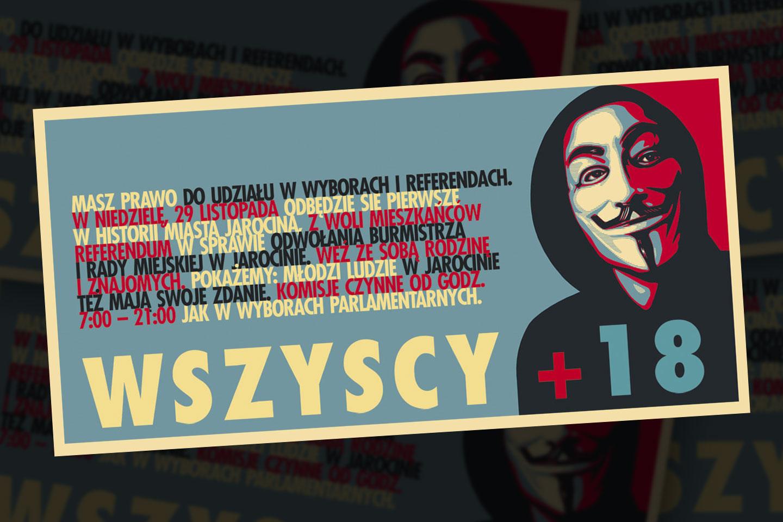 29 listopada 2015 roku – referendum w Jarocinie