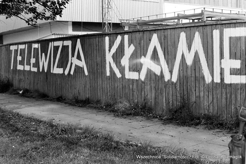13 grudnia 1981, płot w Gdańsku – coś się dziś zmieniło?