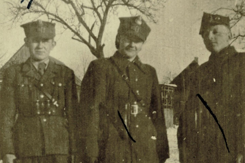 Parę słów o drugim z bohaterów jarocińskich żołnierzy wyklętych